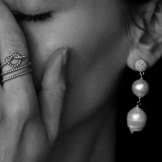 One Dame Lane Earrings