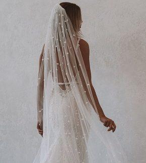 Veils & capes