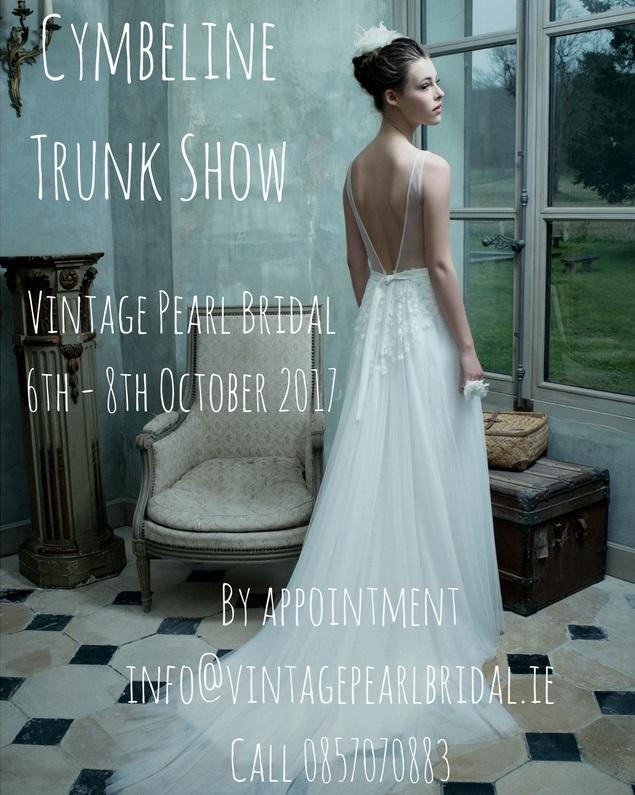 Vintage pearl bridal | Vintage Brides Galway Ireland | Vintage Style ...