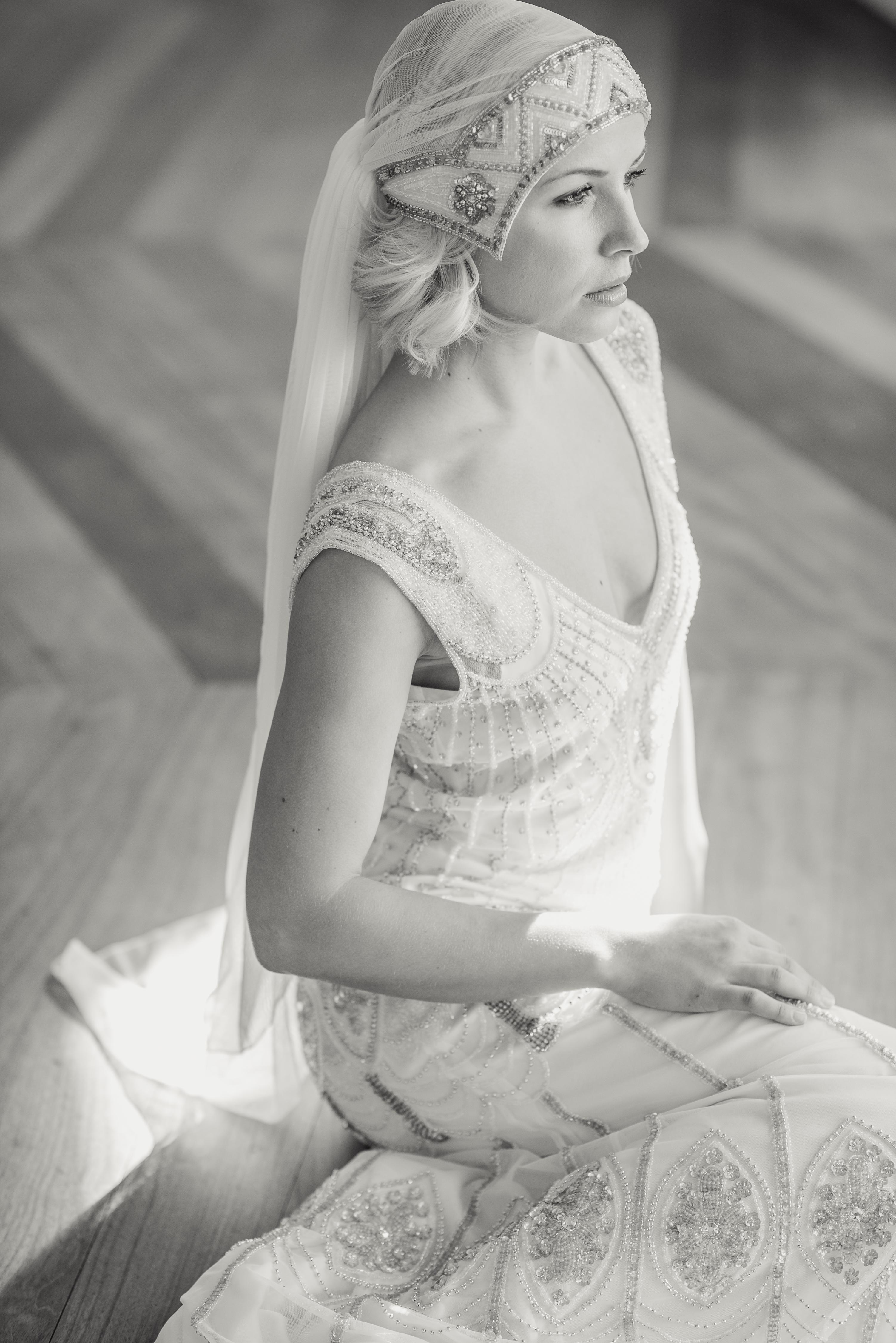 New Designer Alert Vintage Pearl Bridal